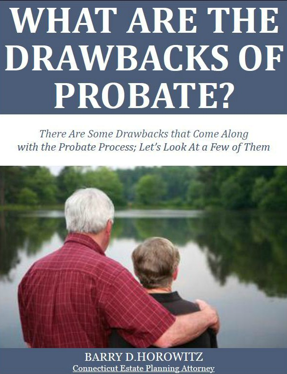 What are the Drawbacks of Probate