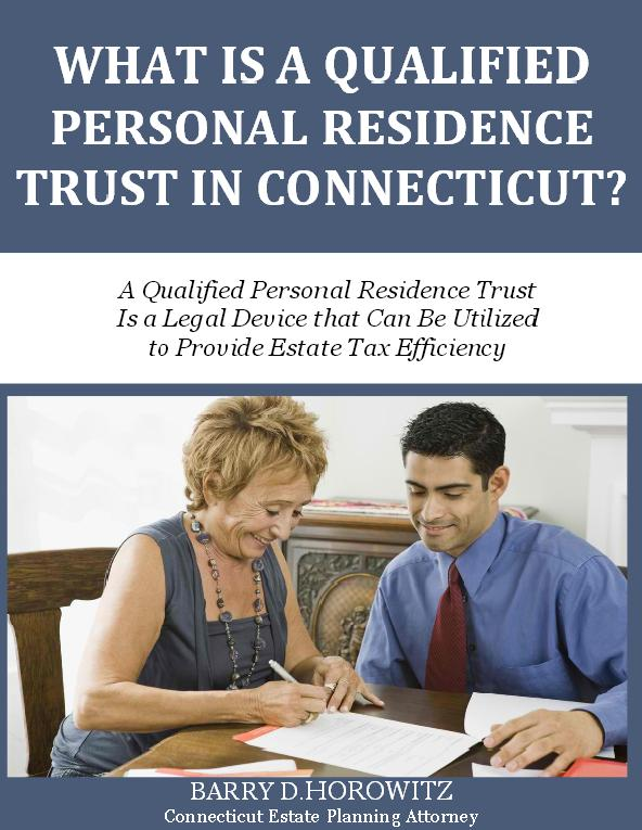 What is a Qualified Personal Residence Trust in Connecticut