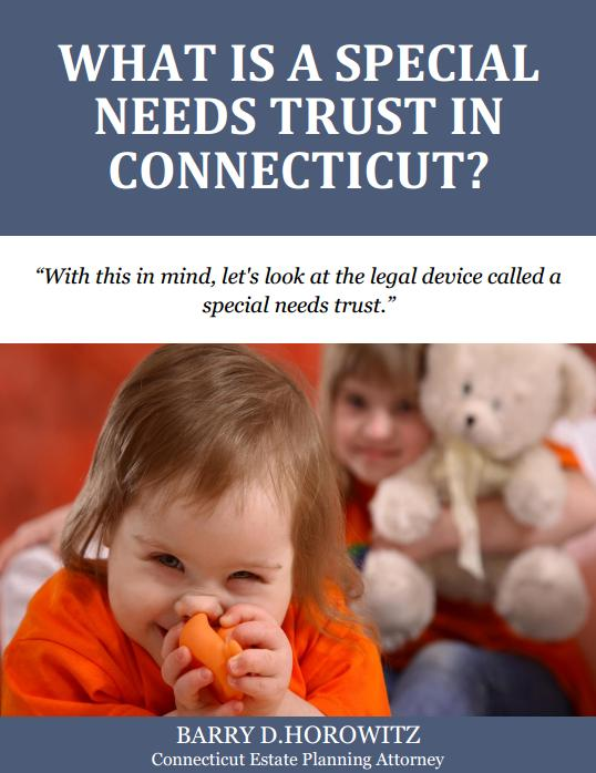 What is a Special Needs Trust in Connecticut
