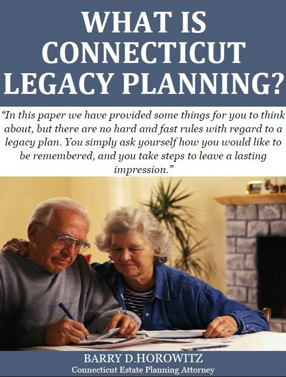 What is Connecticut Legacy Planning?