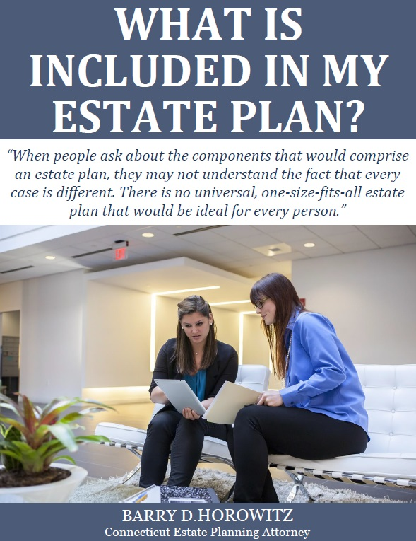 What Is Included in My Estate Plan
