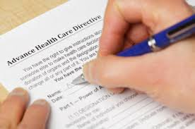 Are Your Advance Directives in Place?